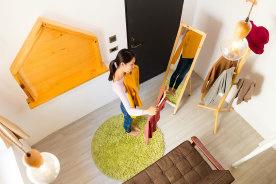 ワンルームをもっと広々快適に!収納を増やし生活空間を拡げる14個のアイテム