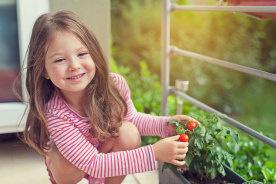癒やし&食費節約!ベランダ菜園の注意点&おすすめ野菜まとめ