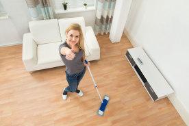床が綺麗だと気持ちいい!フローリングの掃除が捗る便利なグッズ10個