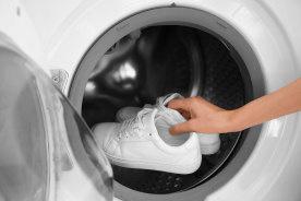 狭い玄関に重要なのは清潔感!靴を洗濯機で洗うために用意するものと手順を解説!