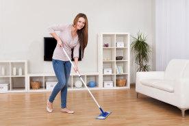 ワンルームを最短で綺麗に!フローリングを効率よく掃除するための4個の手順