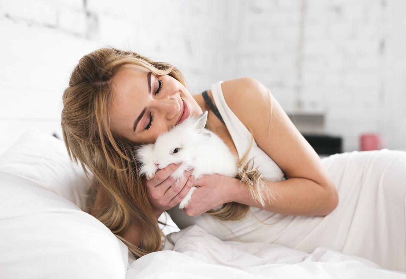 一人暮らしのペットにうさぎがおすすめの理由と賃貸で飼うときのポイント