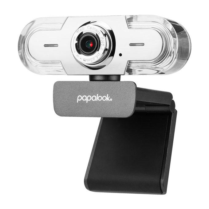 PAPALOOK PA452 Pro ワンルームでも立派なオフィス!在宅ワークのオンライン会議が捗るおすすめのWebカメラ5選