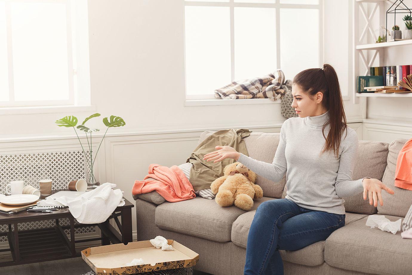一人暮らしで嫌なのは風呂掃除や洗濯よりもアレ?面倒な家事5個とその解決方法