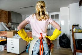一人暮らしの大掃除は段取りが大切! 時短のための3個のコツ