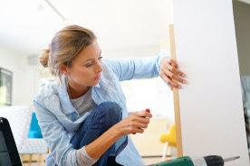 ワンルームでもDIY!壁収納や模様替えができるアイテム5選!敷金減額されないDIYの楽しみ方
