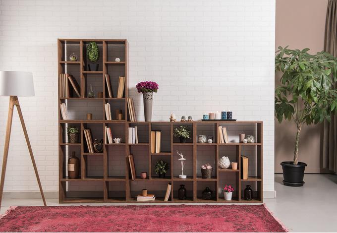 shutterstock 453692578 本もおしゃれに収納しよう!ワンルームにぴったりの本棚5選